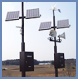 Security systems with renewable energy