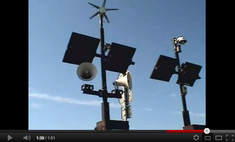 Hybrid renewable energy system:Picture